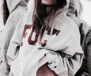 fashion, hoodie, and style image