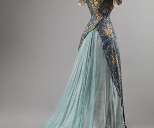 1900, 20th century, and gown image