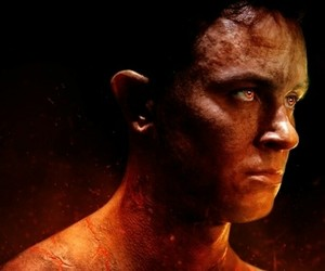 fire, teen wolf, and parrish image