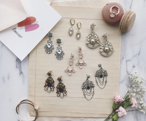 accessories, earrings, and chloeandisabel image