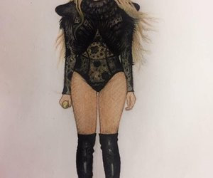 beyonce art, queen bey, and beyoncé image