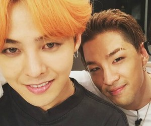 g-dragon, taeyang, and bigbang image