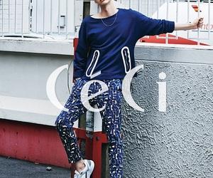 ceci and ahn jae hyun image
