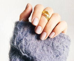 fashion, nails, and pastel image