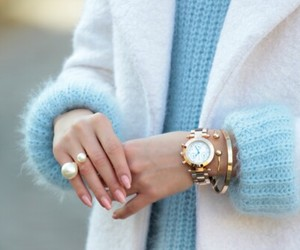 accessoires, fashion, and jacket image