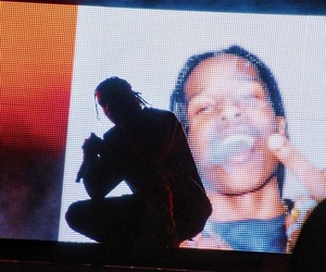 asap rocky, concert, and asap image