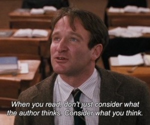 dead poets society, robin williams, and quotes image