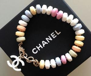 bracelet and chanel image