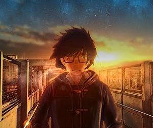 anime and rei kiriyama image
