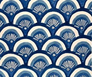 blue, pattern, and wallpaper image