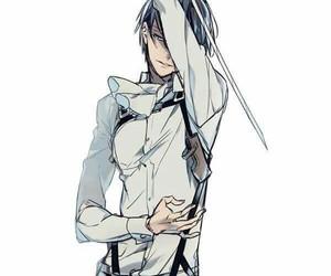 anime, bl, and boys image