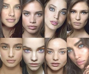 beautiful, beauty, and face image