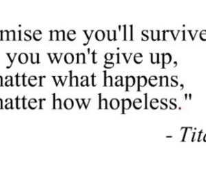 quote, love, and titanic image
