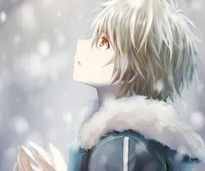 noragami, anime, and yukine image
