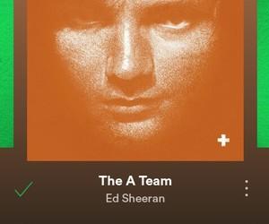 music, songs, and ed sheeran image