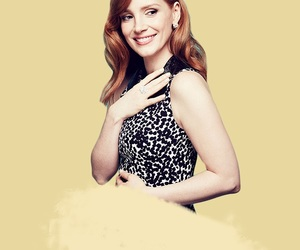 wallpaper, jessica chastain, and lockscreens image