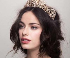 princess, crown, and beauty image