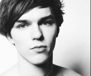 nicholas hoult, skins, and Hot image