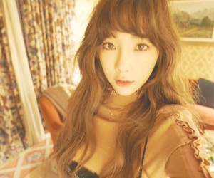 taeyeon, snsd, and girls generation image