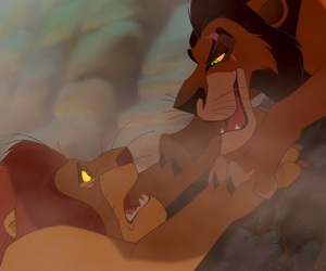 disney and the lion king image