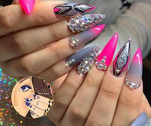 jewelry, nails, and ❤ image