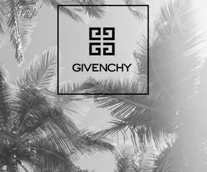 Givenchy and palms image