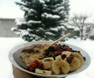 breakfast, fruit, and fit image