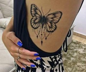 tatto and mariposa image