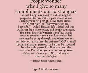 inspiration, kindness, and positivity image
