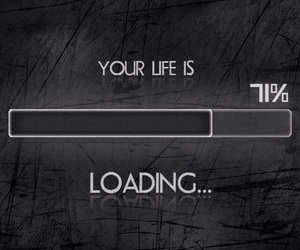 loading and life image