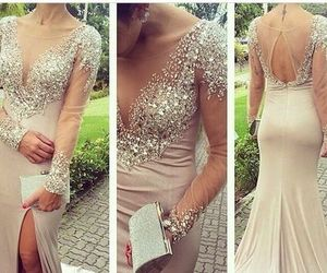 prom dresses and long evening dresses image