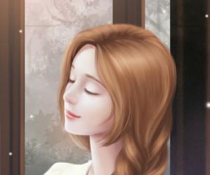 art, illustration, and girl image