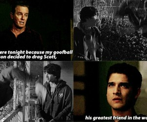 remember, scott, and teen wolf image