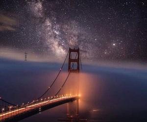 fog and stars image