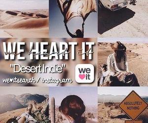 indie, désert, and desert indie image
