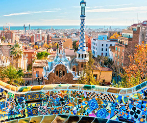 Barcelona, spain, and travel image