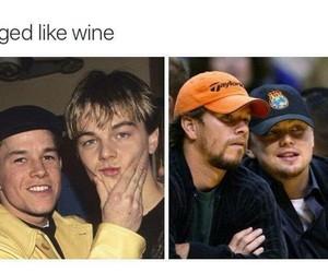 age, fashion, and wine image