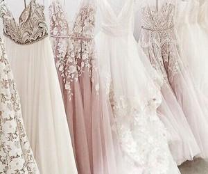 dress, fashion, and rosegold image