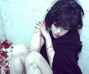 blood, gain, and bumkey image