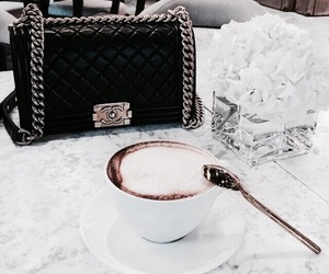 coffee and purses image