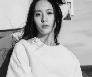 icons, magazine, and krystal jung image