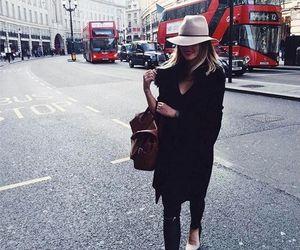 girl, streetstyle, and luxury image