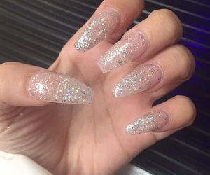 classy, makeup, and nails image