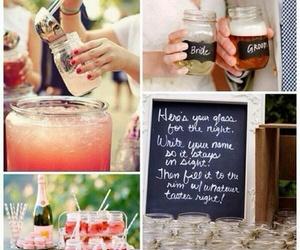 wedding, diy, and jar image