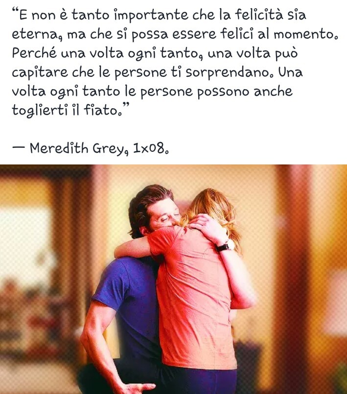Belle Frasi Grey S Anatomy.Image About Grey S Anatomy In Frasi Belle By Viva L Italia