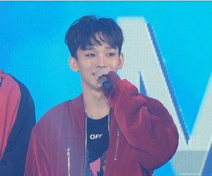 Chen, exo, and seoul music awards image