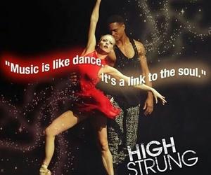 high strung image