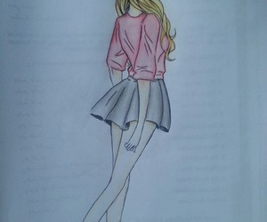 anime, drawing, and رَسْم image