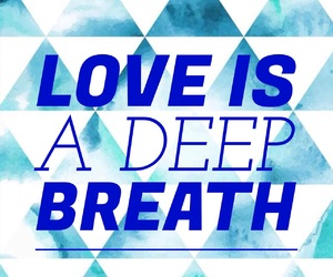 blue, breath, and couples image