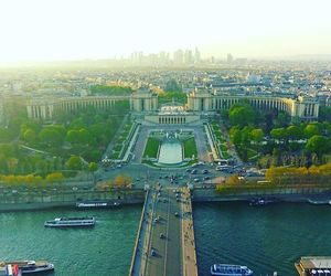 city, view, and france image